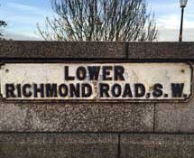 Lower Richmond Road, SW14, Richmond, South West London