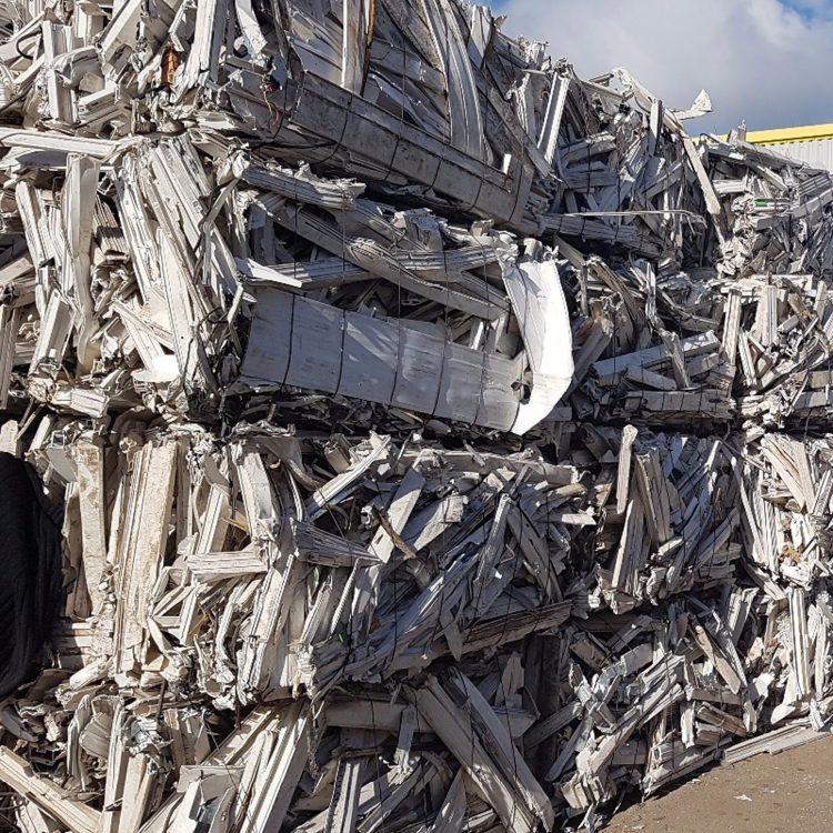 Gallery Image: uPVC Waste Pile