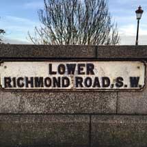 Lower Richmond Road, SW14, Richmond, South West London