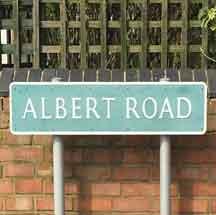 Albert Road, SE20, Penge, South East London