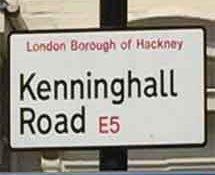 Kenninghall Road, E5, Hackney, East London