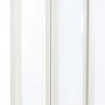 Gallery Image: Photo of small section French Doors, with fixed fanlight above