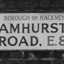 Amhurst Road, E8, Dalston, East London