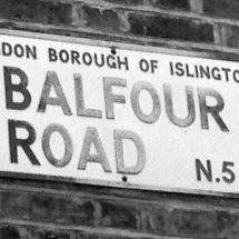 Balfour Road, N5, Highbury, North London