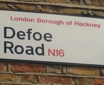 Defoe Road, N16, Hackney, North London