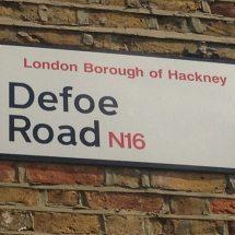 Defoe Road, N16, Hackney, North London