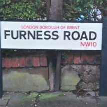 Furness Road, NW10, Brent, North West London