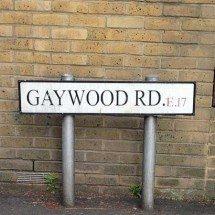 Gaywood Road, E17, Walthamstow, East London
