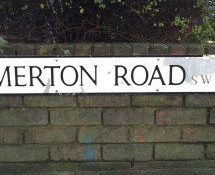 Merton Road, SW18, Wandsworth, South West London