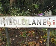 Middle Lane, N8, Crouch End, North London