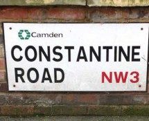 Constantine Road, NW3, Camden, North West London