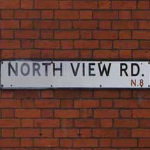 North View Road, N8, Crouch End, North London
