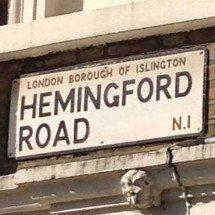 Hemingford Road, N1, Islington, North London