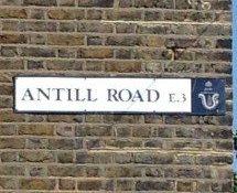Antill Road, E3, Tower Hamlets, East London