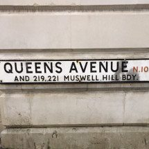 Queen's Avenue, N10, Muswell Hill, North London