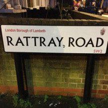 Rattray Road, SW2, Lambeth, South West London