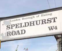 Speldhurst Road, W4, Ealing, West London