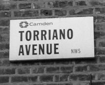 Torriano Avenue, NW5, Camden, North West London