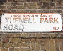 Tufnell Park Road, N7, Islington, North London