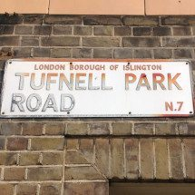 Tufnell Park Road, N7, Islington, North London