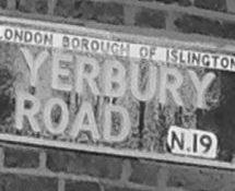 Yerbury Road, N19, Islington, North London
