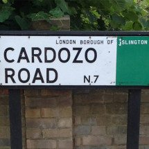 Cardozo Road, N7, Islington, North London