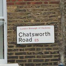 Chatsworth Road, E5, Hackney, East London
