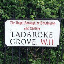 Ladbroke Grove, W11, Kensington and Chelsea, West London