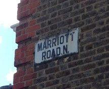 Marriott Road, N4, Finsbury Park, North London