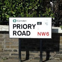 Priory Road, NW6, Camden, North West London
