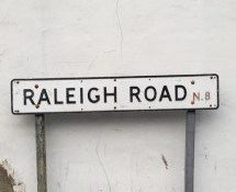 Raleigh Road, N8, Harringey, North London