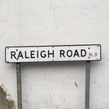 Raleigh Road, N8, Harringey, North London