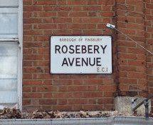 Roseberry Avenue, EC1, Finsbury, Central London