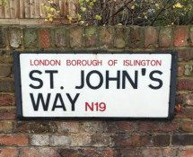 St John's Way, N19, Holloway, North London