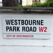 Westbourne Park Road, W2, Westminster, West London