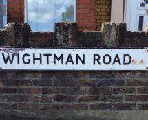 Wightman Road, N4, Harringey, North London