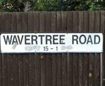 Wavertree Road, E18, Woodford, East London