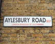 Aylesbury Road, SE17, Southwark, South East London