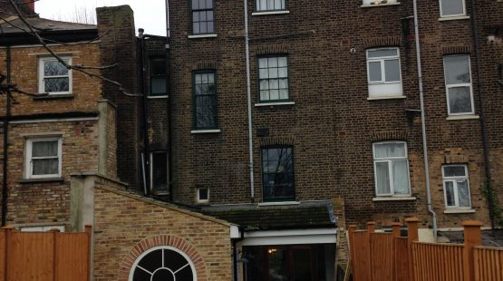 Gallery Image: 6 over 6 & 5 over 5 Sash Windows, + Circular Casement /w Georgian Bars