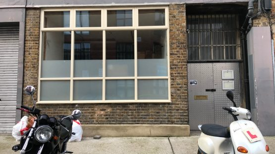 Gallery - Industrial Style Casement / Shop Front