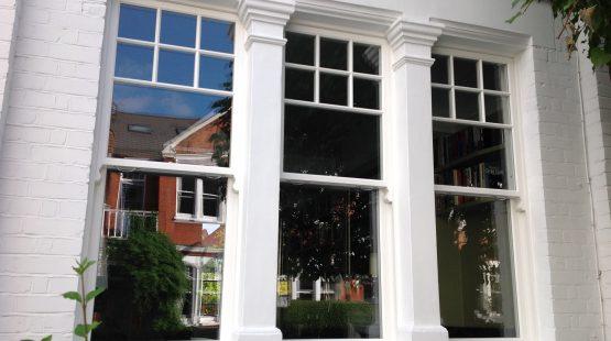 Gallery Image: Triple Box - Box Style 6 Sash Windows