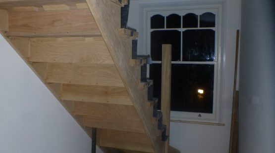 Gallery Image: Foster Style Sash Box On Stairwell