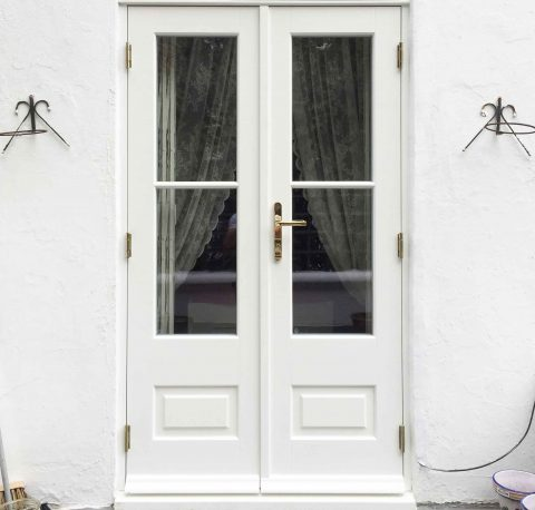 French Doors In London Double Glazed Timber Bespoke