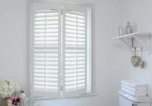 Affordable Basswood Timber Shutters