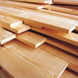 Planks of Sustainably Sourced Timber (FSC)