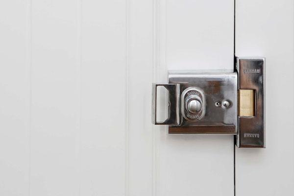 front-doors-closeup-lock