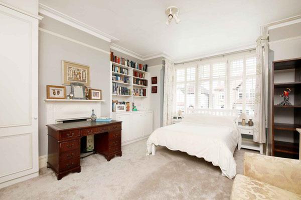 double glazed casement window in home