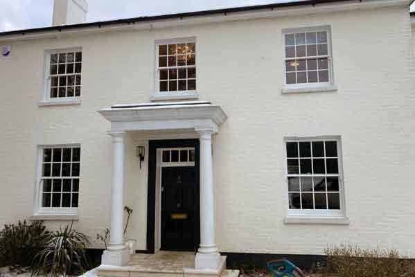 New windows in Essex
