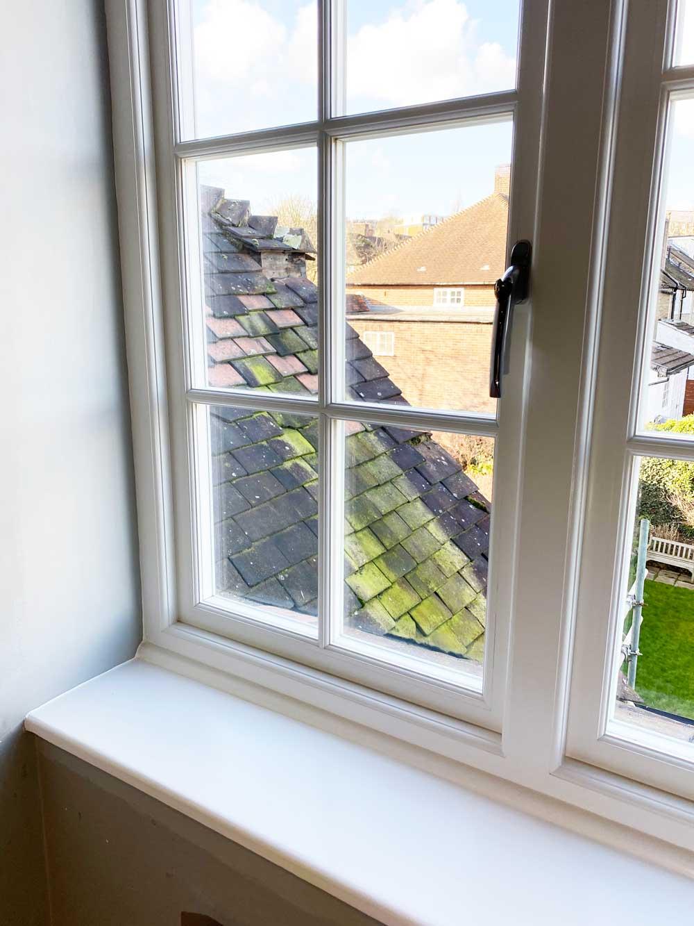 Haringey Casement Window