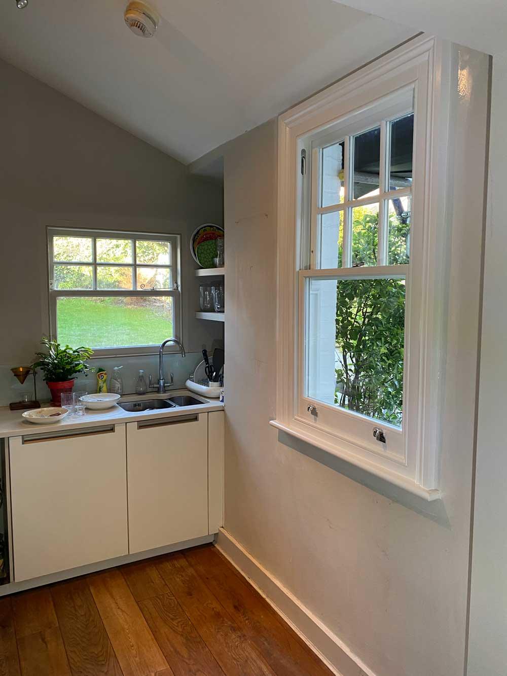 Haringey Sash Window